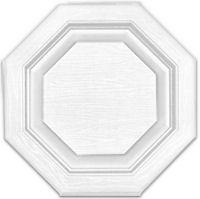 18 White Vinyl Raised Panel Octagon Rv Supply Store