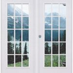 Elixir 72″ x 76″ Out-Swing French Door